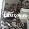 25 Столярная мастерская город Чехов, столярная мастерская Серпухов, лестница на одном косоуре изготовление Чехов