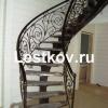 26 Столярная мастерская город Чехов, столярная мастерская Серпухов, лестница на одном косоуре изготовление Чехов