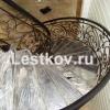 31 Лестницы на металлокаркасе Чехов, лестницы на металлокаркасе Серпухов, на одном хребте, на одном косоуре изготовление Подольск